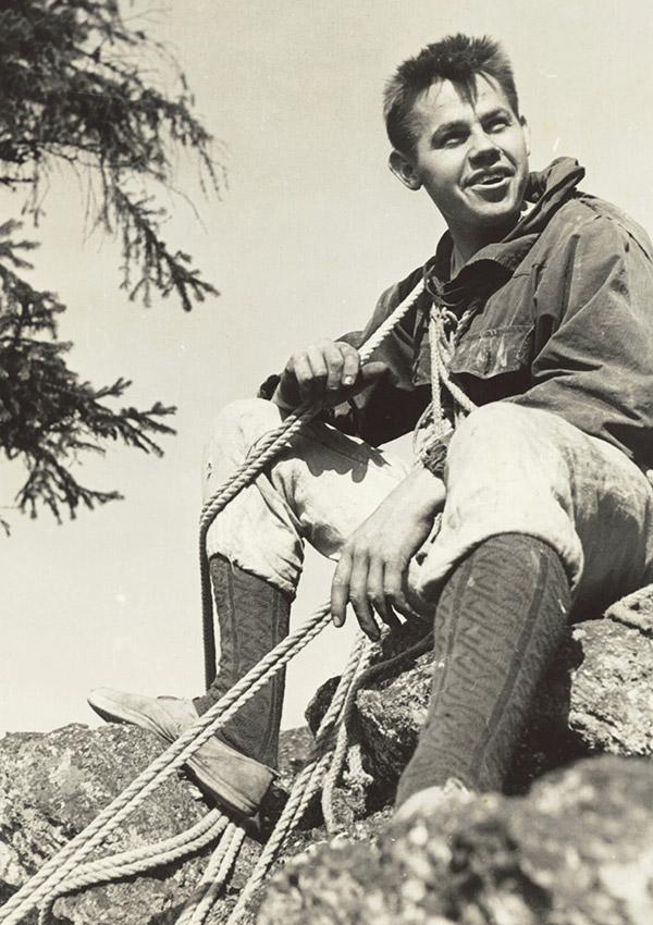 Rabštejn, 1947   |  Rabstejn, 1947