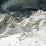11 - Hindúkuš, Pohled na vrchol Ariany a Kúhi Hevad (60x40)