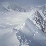 116 - Mount McKinley, Stopy na pilíři (40x60)