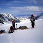 119 - Alaska, V sedle
