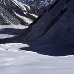 Výstupová trasa Haramoš  |  Karakorum-Pakistan-Haramosh Ascent route (1970)