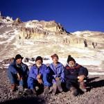 124 - Aconcagua, Po výstupu (45x35)