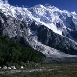 Základní tábor Haramoš  |  Karakorum-Pakistan-Haramosh Base Camp Haramosh (1970)