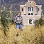 140 - Peru, Kostel pod Huascaránem (30x45)