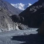 Údolí řeky Indus  |  Karakorum-Pakistan-Haramosh Indus River Valley (1970)