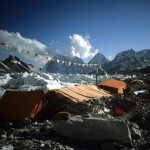 66 - Mt. Everest, Základní tábor (60x90)