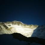 69 - Mt. Everest - Základní tábor, pohled na Jižní sedlo (60