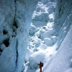 74 - Lezení v ledopádu Khumbu (60x40)