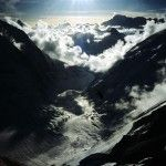 75 - Mt. Everest, Pohled do West Cwmu (35x45)