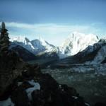 76 - Mt. Everest, Pohled z Kala Pattar (35x45)
