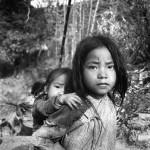 Himálaj-Nepál-Makalu Nepálské děti  |   Himalaya-Nepal-Makalu Nepalese children (1973, 1976)